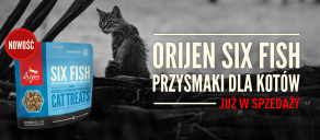 Orijen Six Fish cat